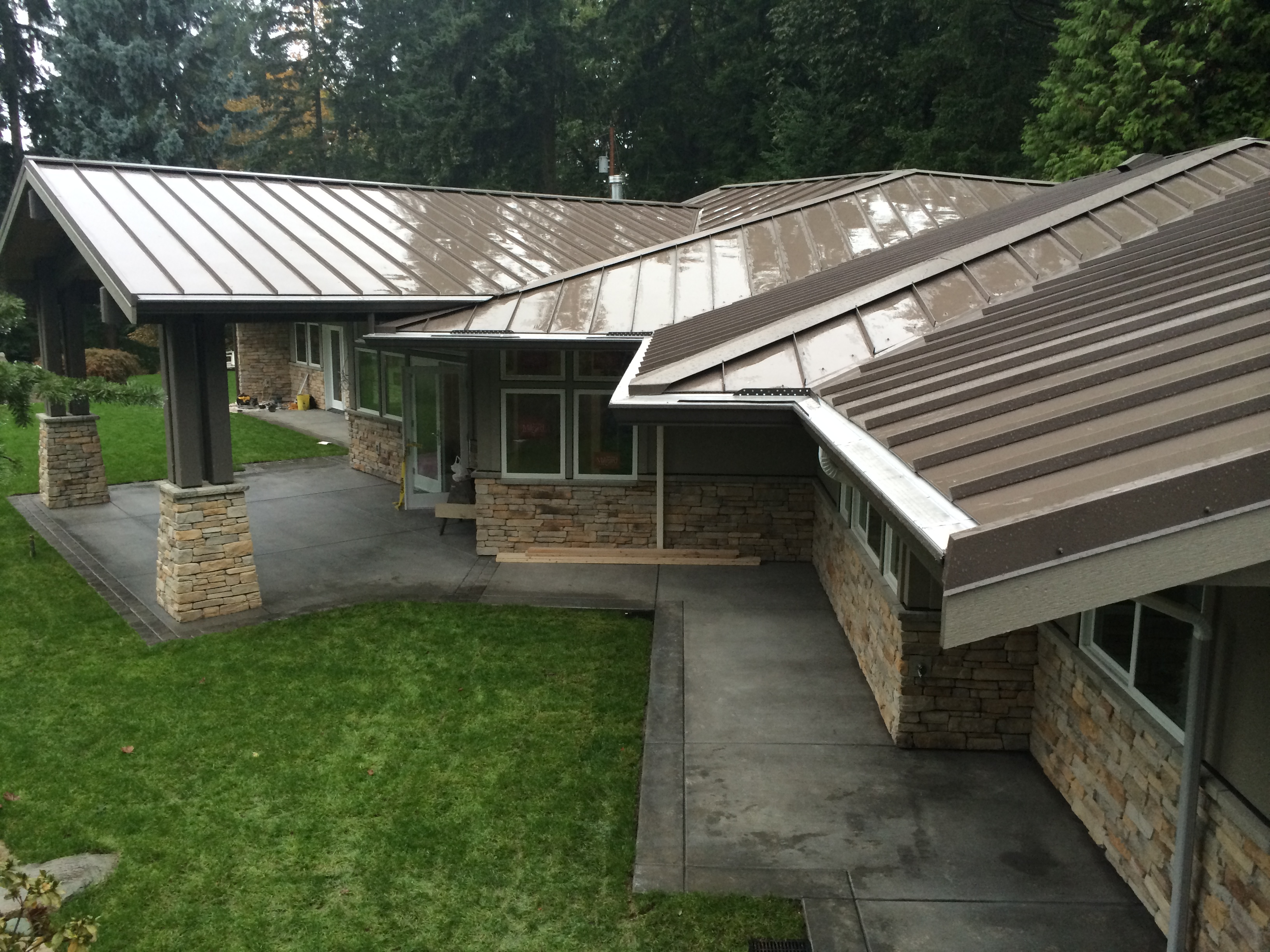 Gutter Replacement In Bellevue All About Gutters 425